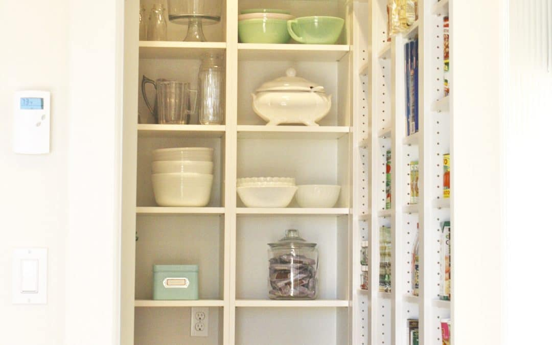My Kitchen – Part 5 (Pantry & Built-In)
