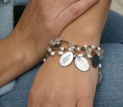 Vintage Rosary Bracelets