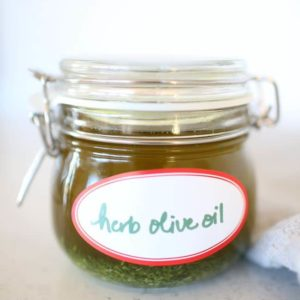 Herb Olive Oil Recipe