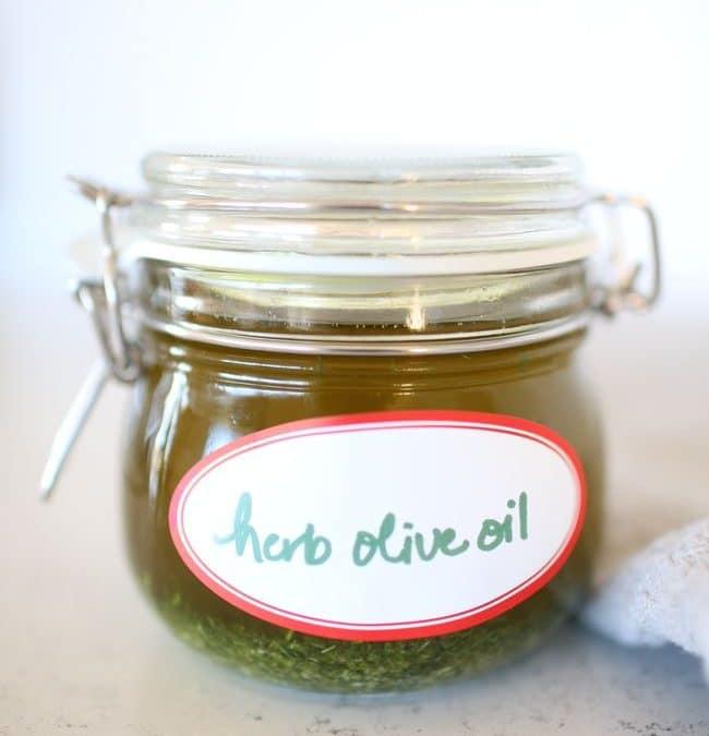 Herb Olive Oil Recipe
