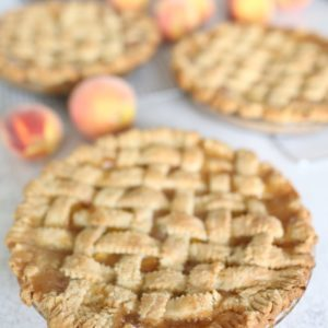 Tips for Baking Fresh Peach Pies