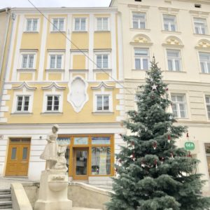 A Visit to Krems, Austria at Christmas Time