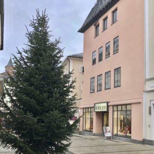 Passau, Germany at Christmas Time