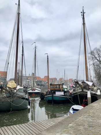 Visiting Hoorn and Arnhem, Netherlands on a Viking River Cruise