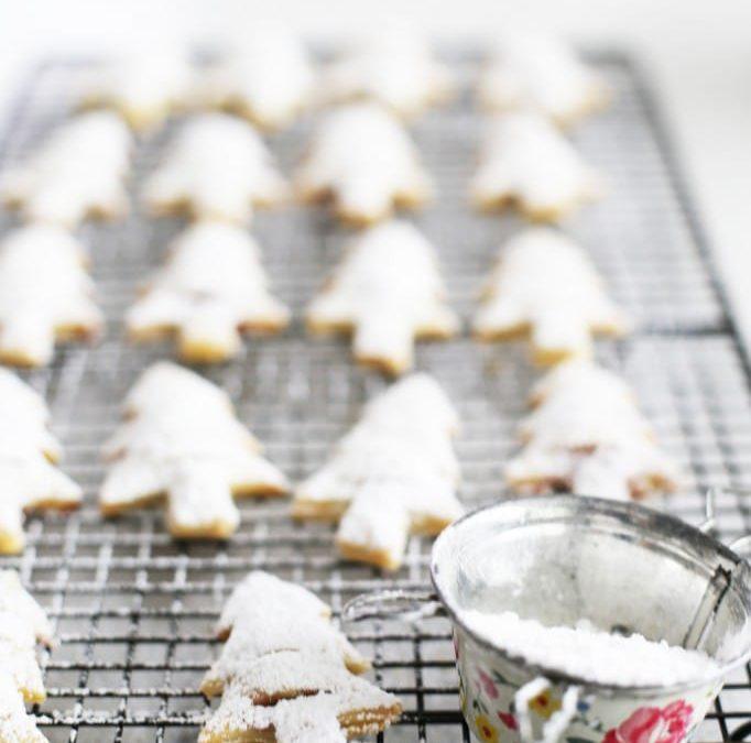 Christmas Tree-ts Cookies