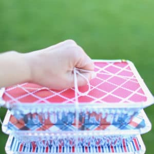 How to Make Cute Disposable Food Containers