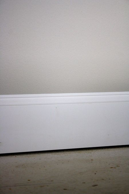 Farmhouse Crown Molding Base Trim