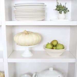Decorating with Autumn Plants & Produce