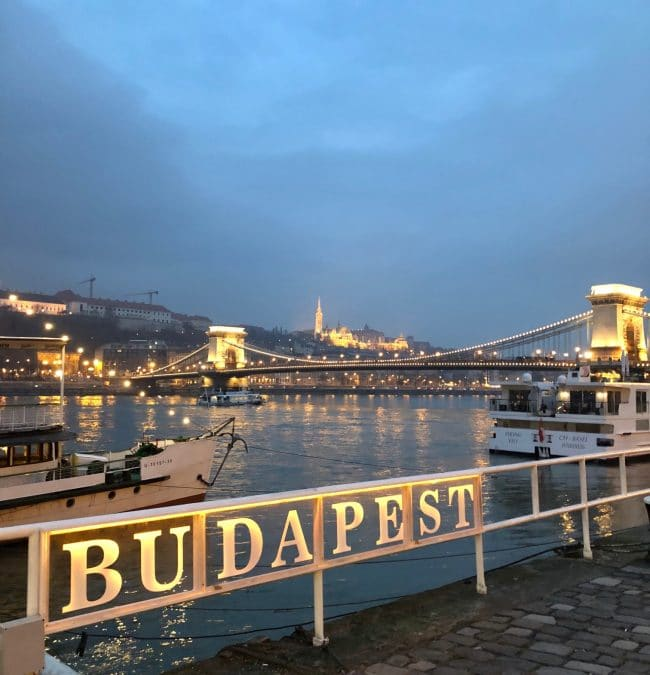 Budapest, Hungary on a Viking River Cruise