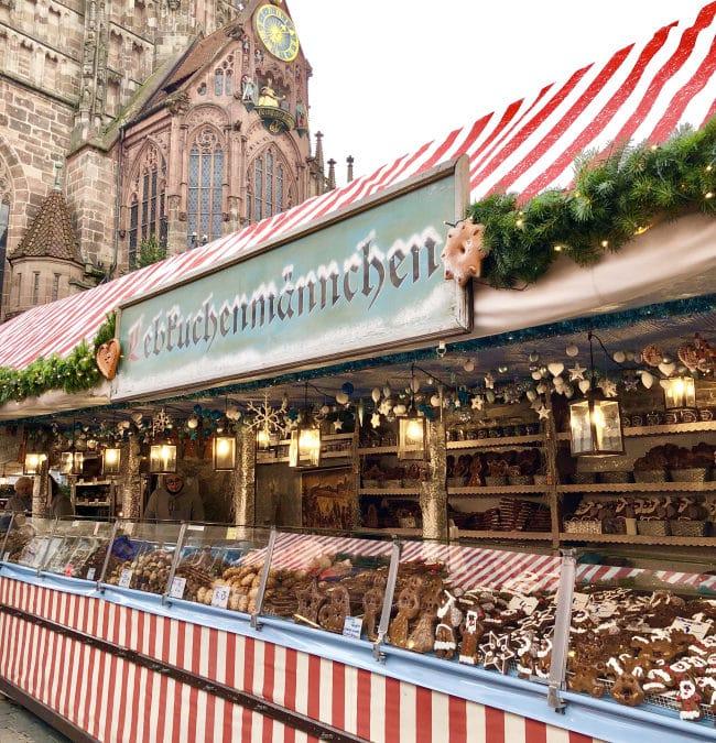 Nuremberg, Germany Christmas Markets