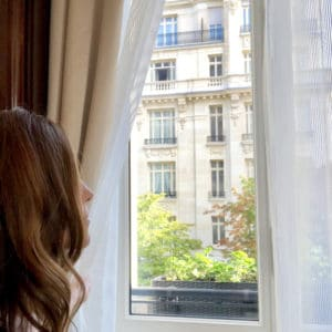 Paris, Party of One