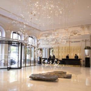 A Visit to the Peninsula Paris Hotel
