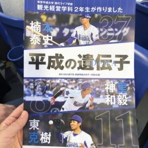 Visiting a Japanese Baseball Game