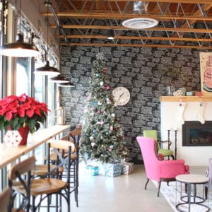 A Holiday Visit to Sweet Frostings Blissful Bakeshop