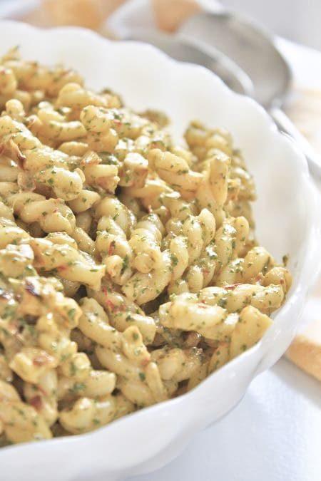 Roasted Corn Pasta Salad