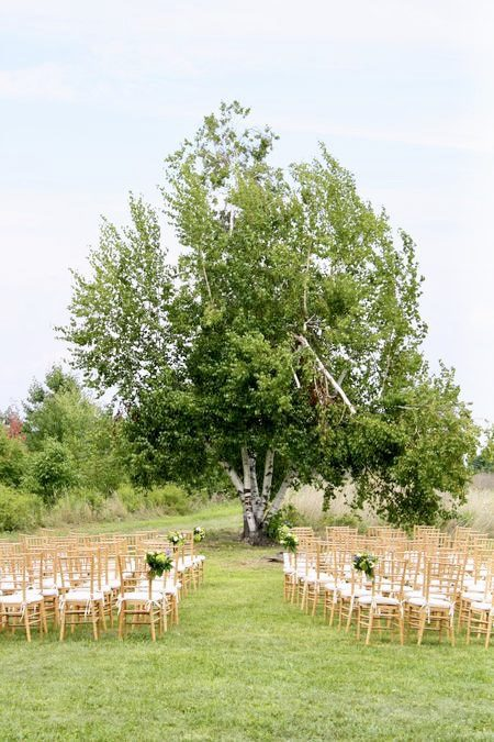 Farm Meets Woodland Wedding