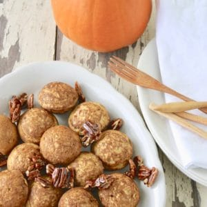 Pumpkin Aebleskiver Recipe