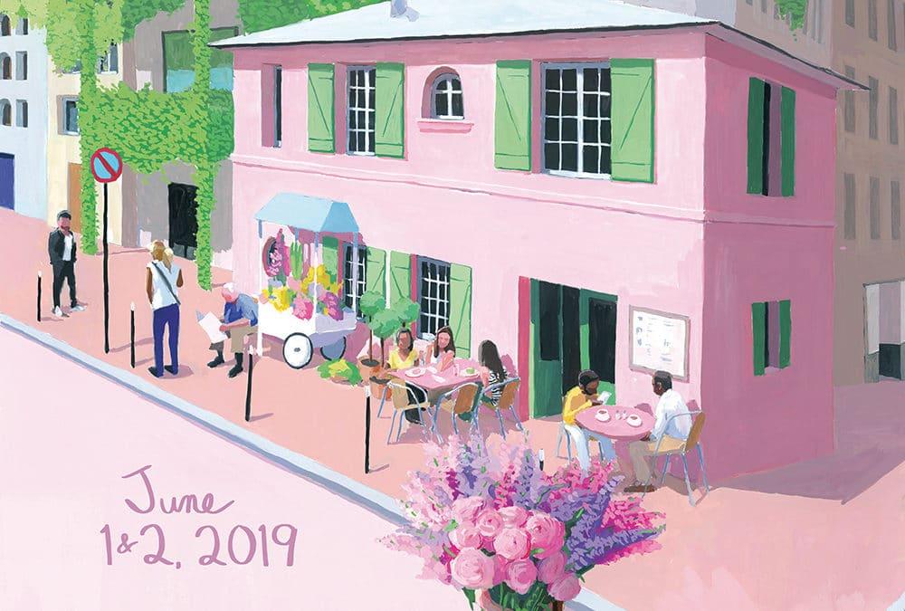 The Farm Chicks Fair 2019 Poster