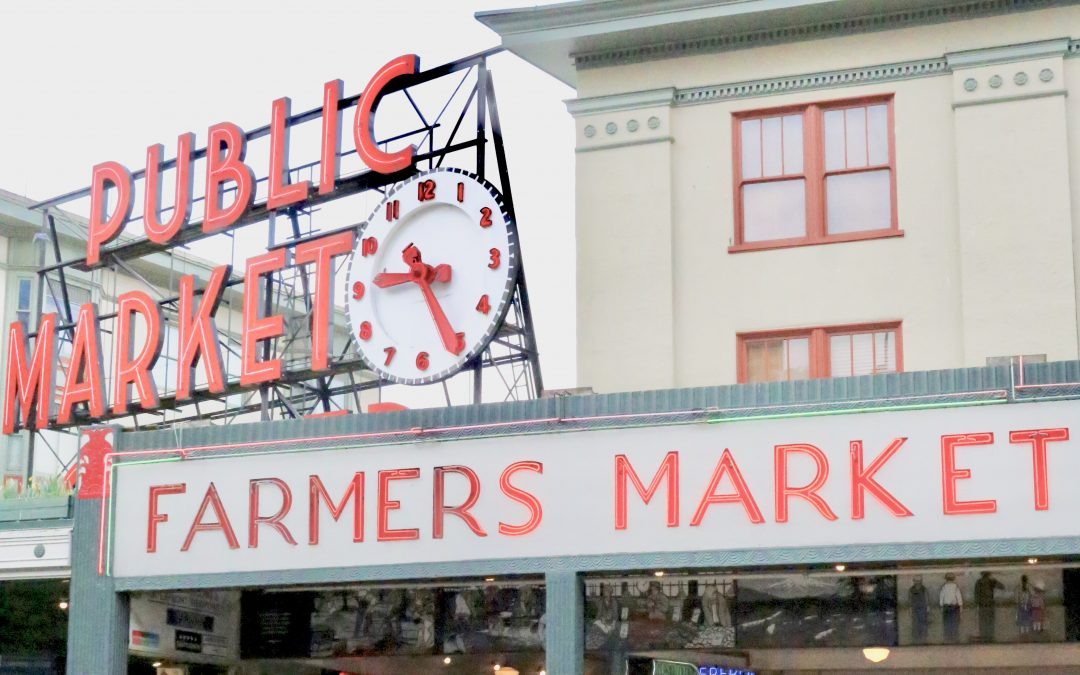 Favorite Foods at Pike Place Market