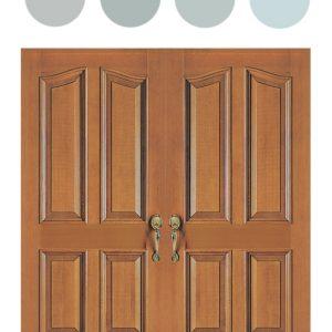 Designing Our New Front Door