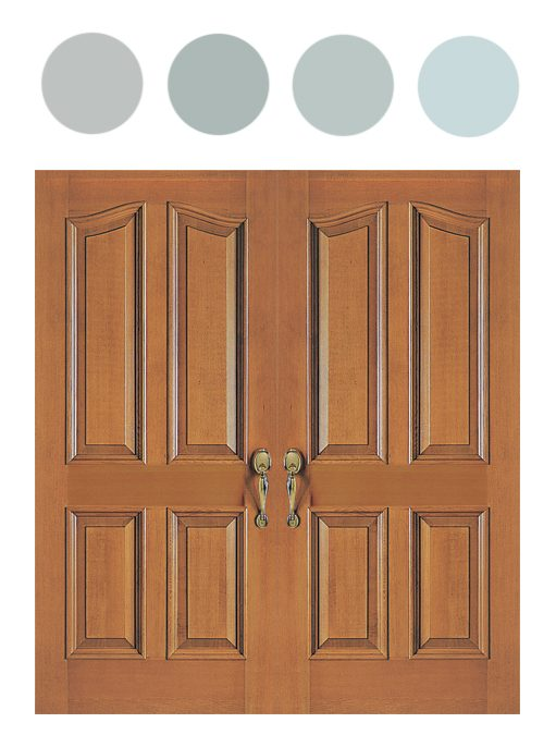 Designing Our New Front Door