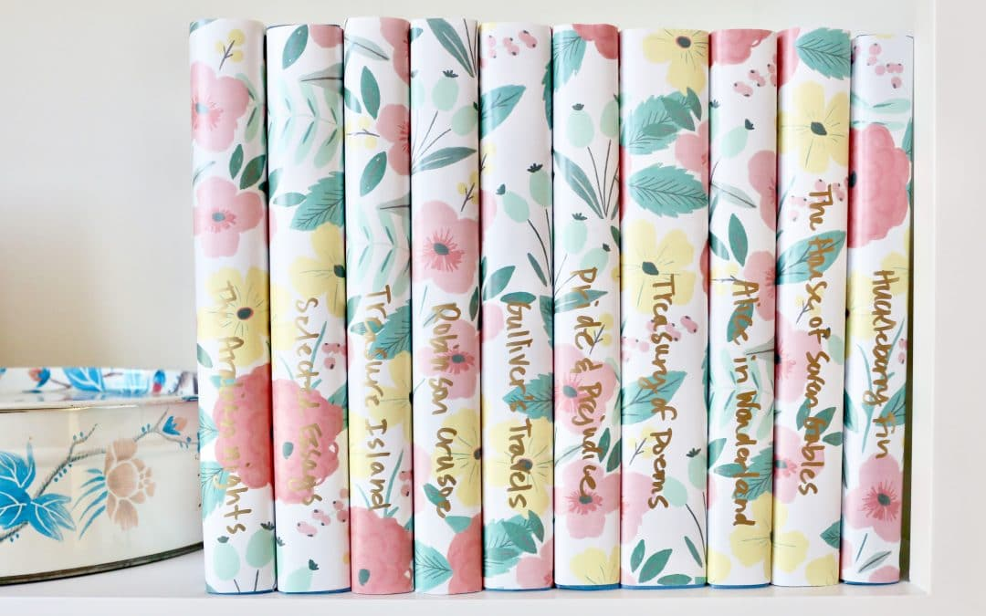 Wrapping Paper Dust Covers