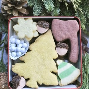 Curated Holiday Cookie Box